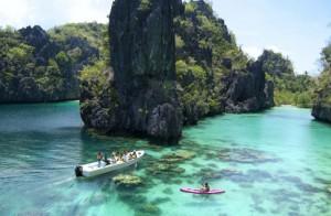 Lagons de Palawan
